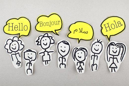 انتخاب قالب سایت مناسب: قابلیت چند زبانی