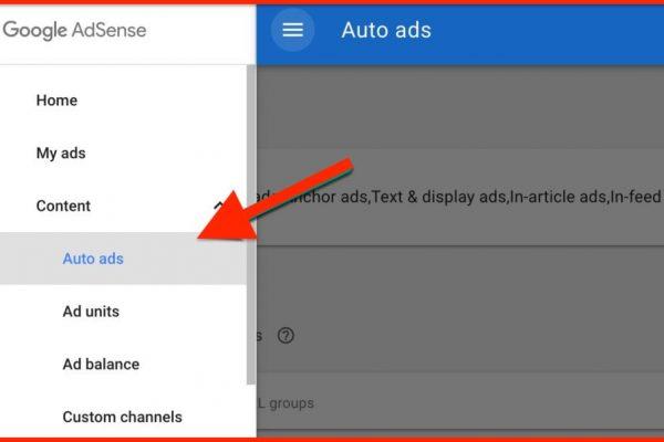 تبلیغات خودکار گوگل ادسنس