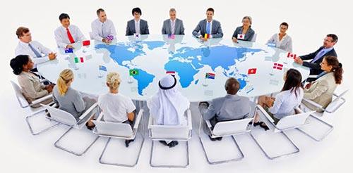 کسب و کار جهانی