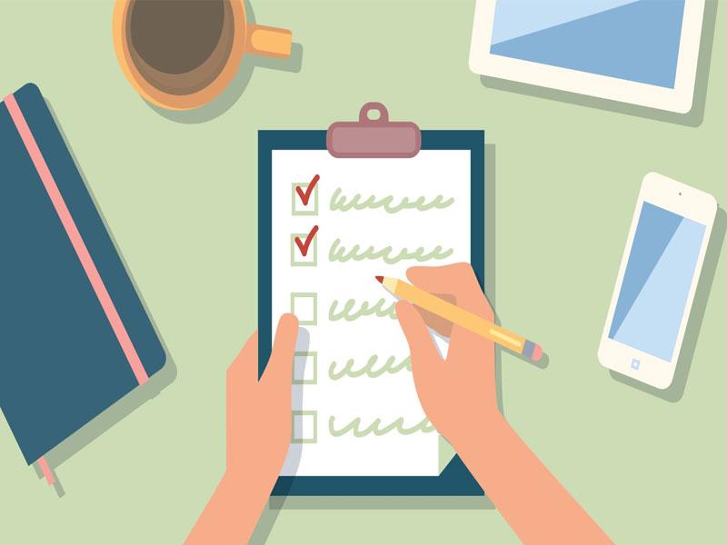 چک لیست برای تغییر قالب وردپرس